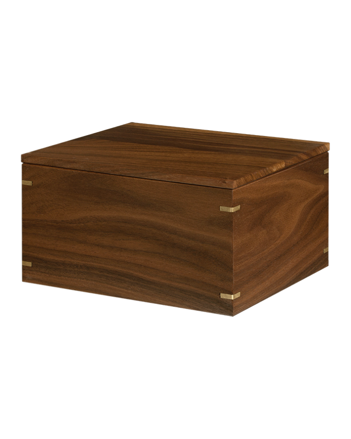 Walnut Hardwood Watch Case@Object Series 01