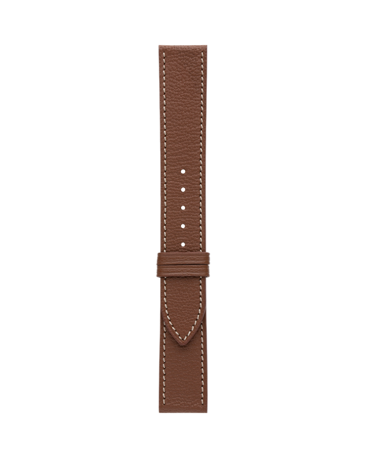 Goat@Brown Matte Strap