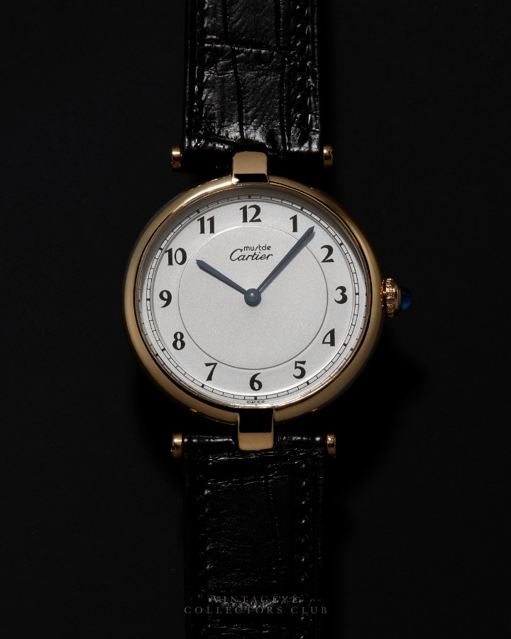 CARTIER@1990s Must Vendome Large 087
