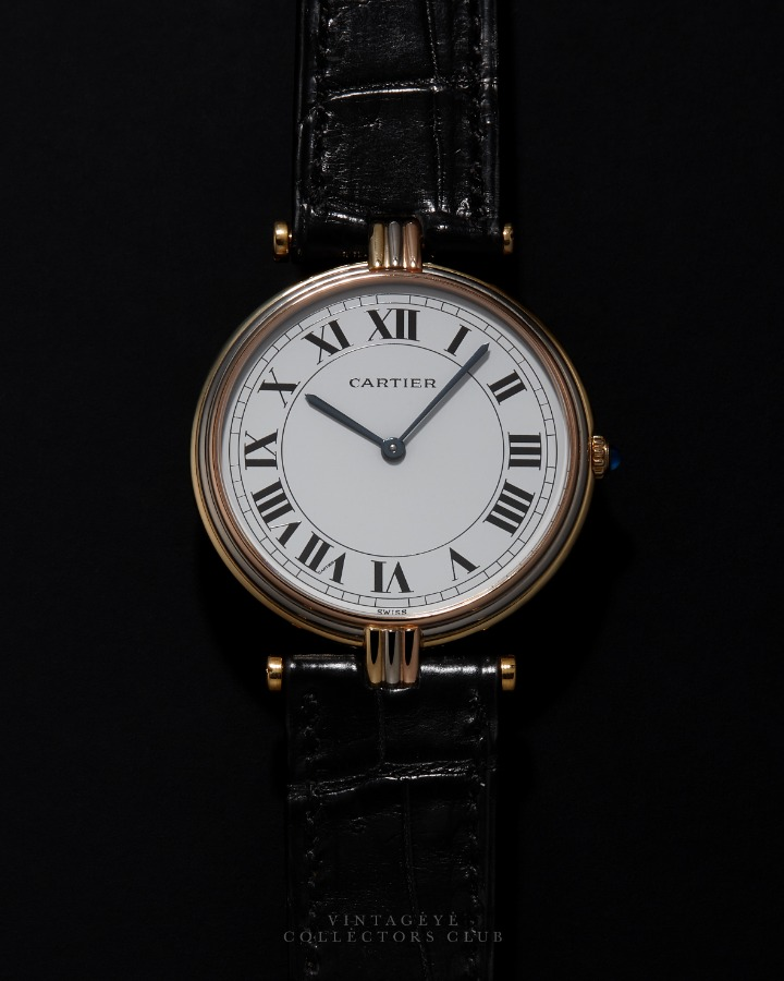 CARTIER@1993 Vendome Trinity Large 090