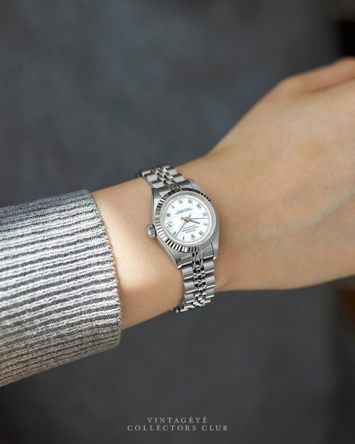 ROLEX@1997 Lady-Datejust M5001